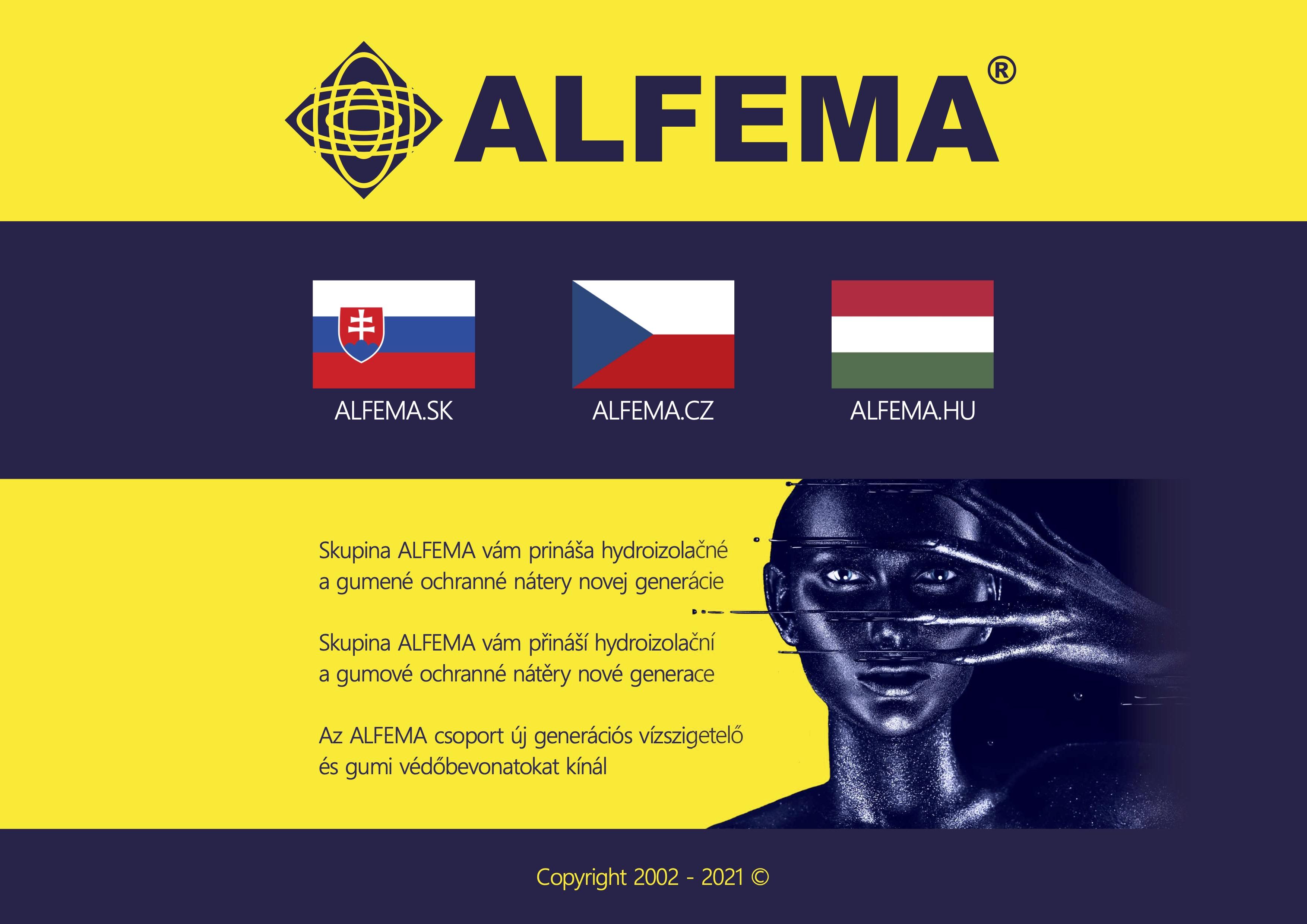 ALFEMA GROUP SK , CZ , HU